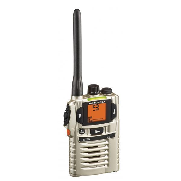 防水トランシーバー CL120A モトローラ インカム 無線機 tech21 05