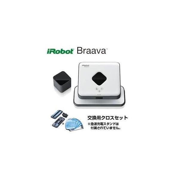 国内正規品 アイロボット ブラーバ371j ロボット掃除機 床拭き 水拭き から拭き Braava371j[10000円キャッシュバック]|techno-house