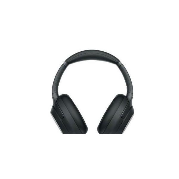 ソニー ノイズキャンセリング機能搭載Bluetooth対応ダイナミック密閉型ヘッドホン(ブラック) SONY 10…[10000円アマゾンギフト付]