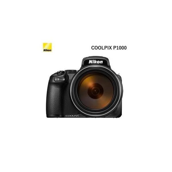 ニコン デジタルカメラ COOLPIX-P1000【15倍ポイント】