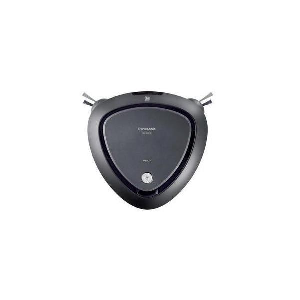 パナソニック ロボットクリーナー メタリックブラック MC-RS310-H [MCRS310H]【15倍ポイント】