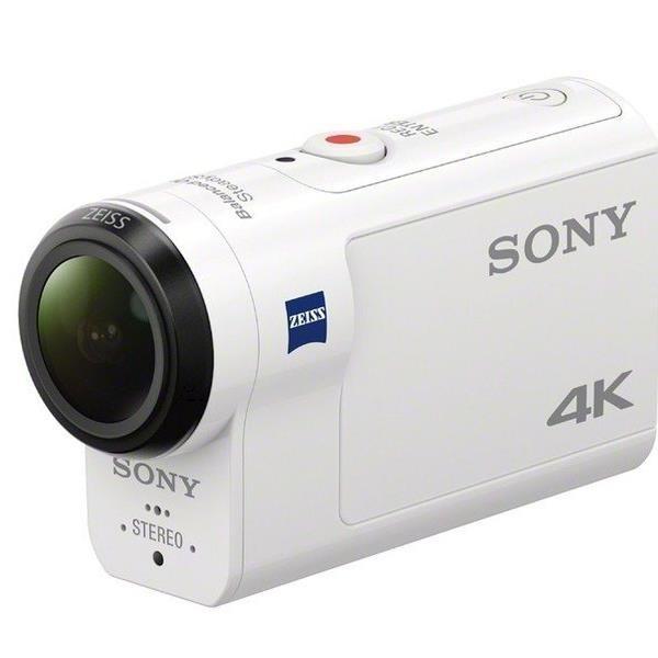 SONY FDR-X3000 ホワイト アクションカム デジタル4Kビデオカメラレコーダー【15倍ポイント】