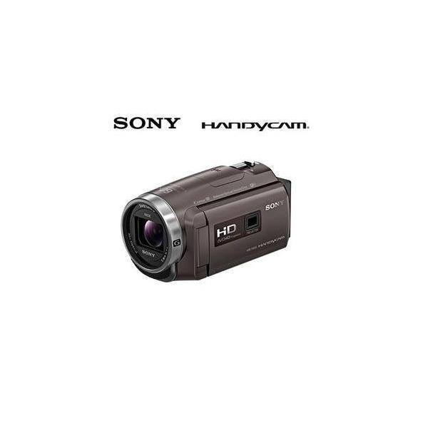 SONY デジタルHDビデオカメラレコーダー ハンディカム 64GB プロジェクター内蔵 HDR-PJ680-TI ブロンズブラ…【15倍ポイント】
