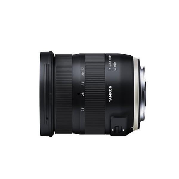 TAMRON 17-35mm F2.8-4 Di OSD (Model A037) キヤノン用 交換レンズ(キヤノンEFマウント…【15倍ポイント】