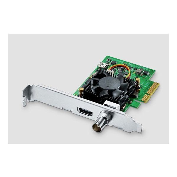 【Blackmagic Design】DeckLink Mini Recorder 4K キャプチャー・再生《3年限定メーカー保証》ブラックマジックデザイン technotop