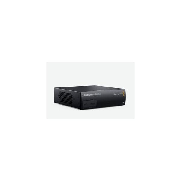 【Blackmagic Design】UltraStudio HD Mini  キャプチャー《3年限定メーカー保証》ブラックマジックデザイン