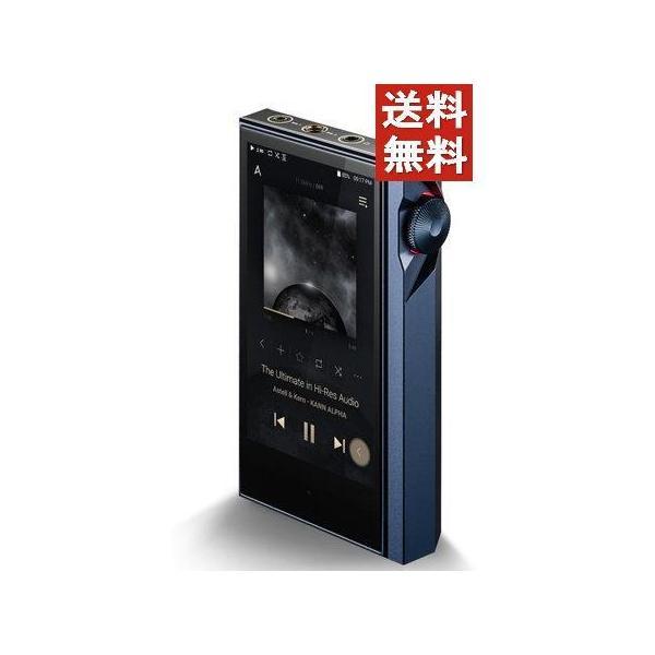 アステルアンドケルン デジタルオーディオプレイヤー 64GBメモリ内蔵+外部メモリ対応(アーバネリーブルー) AK-KANN-ALPHA-UB A アイリバー