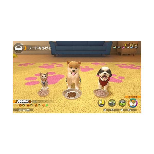 LITTLE FRIENDS (リトルフレンズ) - DOGS & CATS (ドッグス&キャッツ) - -Switch|teek|03