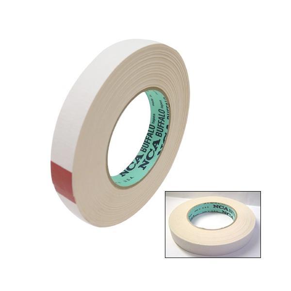 NCA 両面テープ バッファロー  業務用両面テープ 19mm×33m ゴルフグリップ交換用品 メール便対応可(260円)