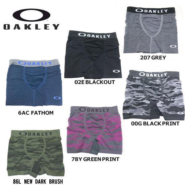 オークリー OAKLEY BOXER SHORTS 4.0 99497JP ボクサーパンツ メール便対応可(260円)