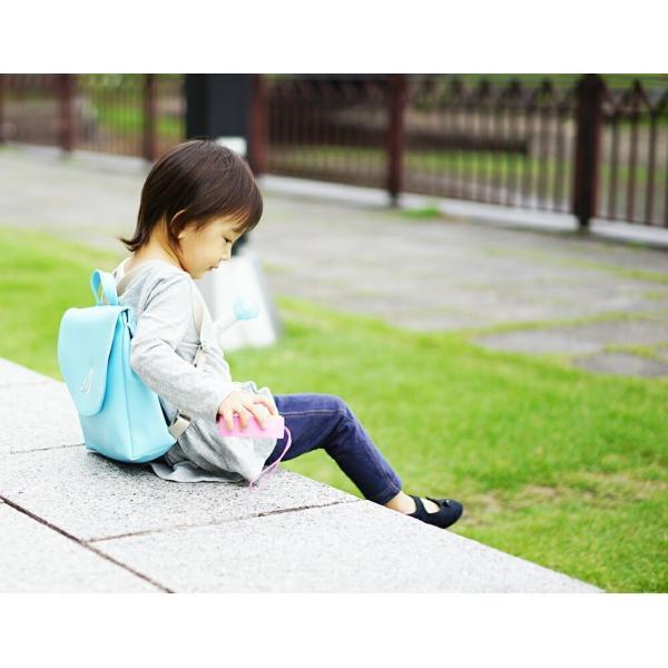 名入れベビーリュック「ARUKO」 出産祝い 1歳誕生日 プレゼント ギフト 一升餅 名前入り イニシャル|tees-factory|02
