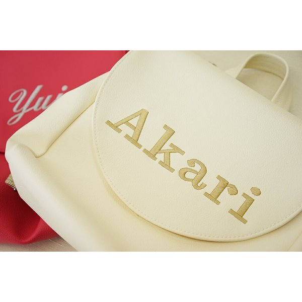 名入れベビーリュック「ARUKO」 出産祝い 1歳誕生日 プレゼント ギフト 一升餅 名前入り イニシャル|tees-factory|15