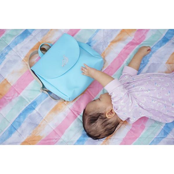 名入れベビーリュック「ARUKO」 出産祝い 1歳誕生日 プレゼント ギフト 一升餅 名前入り イニシャル|tees-factory|05