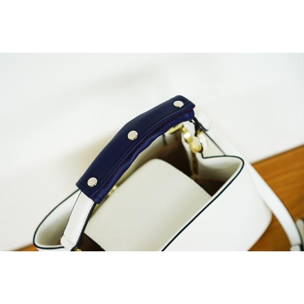 クリアランスセール ハンドルカバー バッグ 持ち手 カバー motte 2個セット 取っ手 革 おしゃれ|tees-factory|09