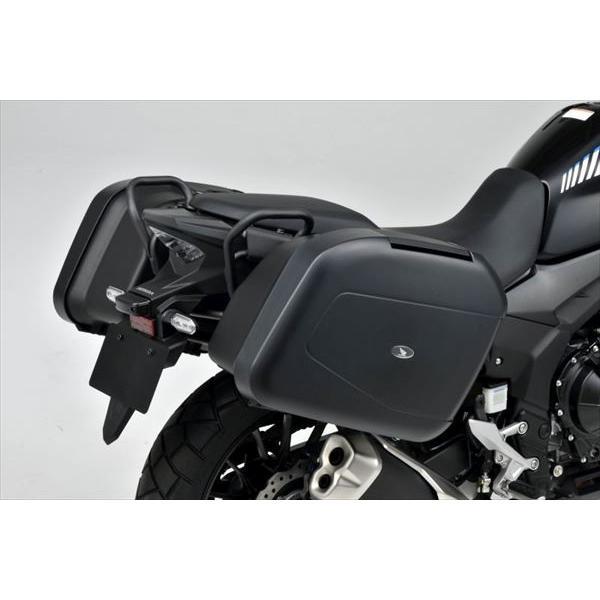 ホンダ純正  400X  パニアケース:ワン・キー・システムタイプ   08L70-MGZ-D80  HONDA