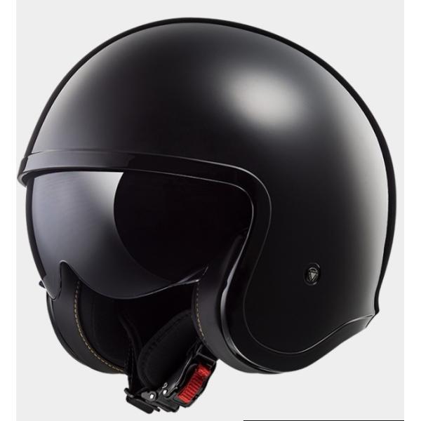 LS2 エルエスツー   国内正規品 SG認定 インナーバイザー付 ジェットヘルメット SPITFIRE スピリットファイヤ  ソリッドカラータイプ レトロ  レト|teito-shopping|02