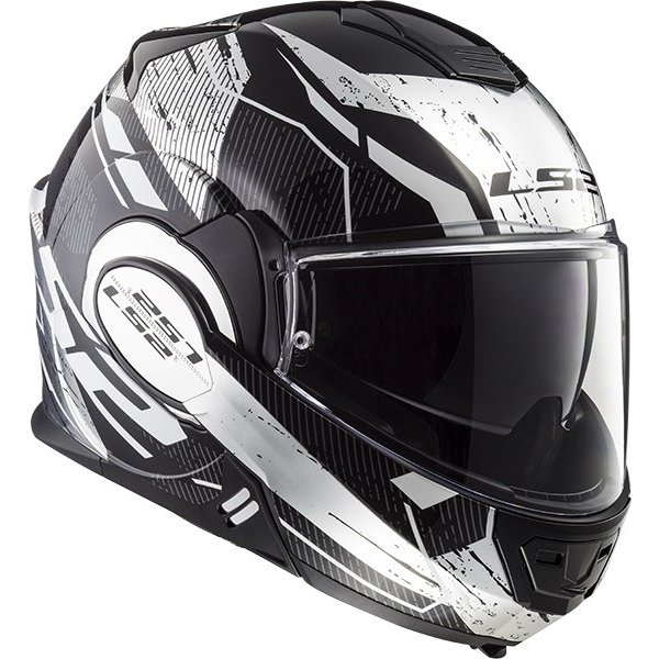 送料無料  LS2 エルエスツー   SG認証 システムヘルメット VALIANT バリアント 日本正規品 S-XXL グラフィックモデル 全3色 14|teito-shopping|03