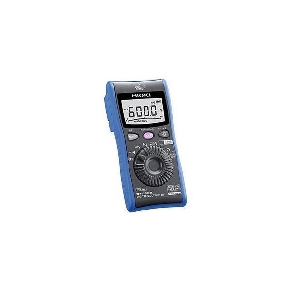 日置電機 HIOKI DT4223 デジタルマルチメータ 抵抗測定搭載の電工用タイプ 『DT4223日置』 『4223日置』