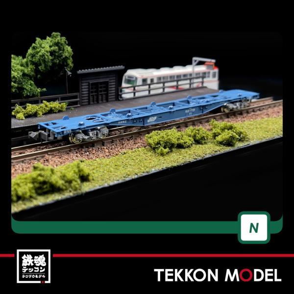 NゲージKATO10-1421コキ104コンテナ無積載2両セット2021年9月販売