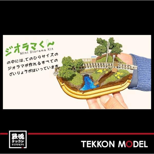 NゲージジオラマキットKATO25-917ジオラマくん在庫品