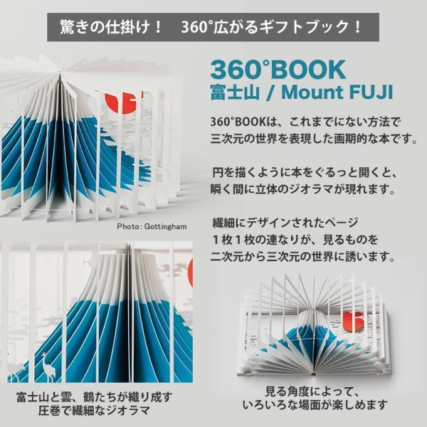 [200円割引クーポンあり]草紙堂 9784861525162 360°BOOK 富士山 Mount FUJI★|telaffy|02