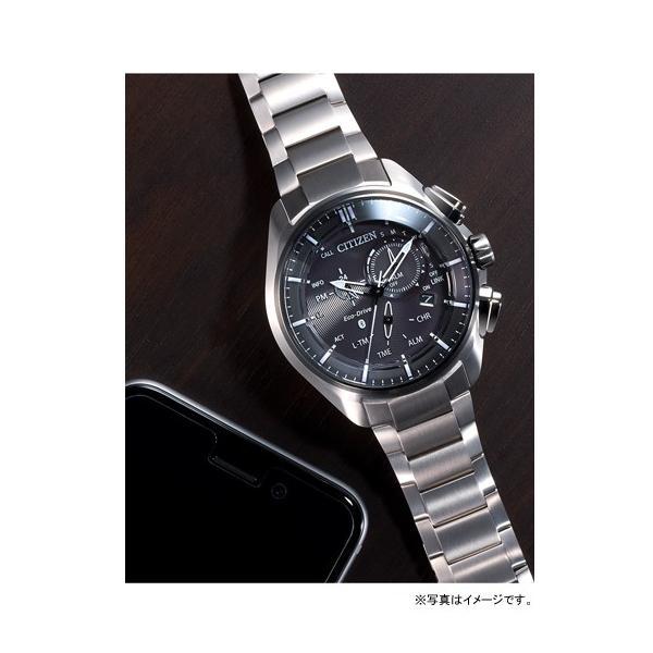エコ・ドライブ Bluetooth W770 クロノグラフ 48mm CITIZEN (シチズン時計) BZ1041-57E