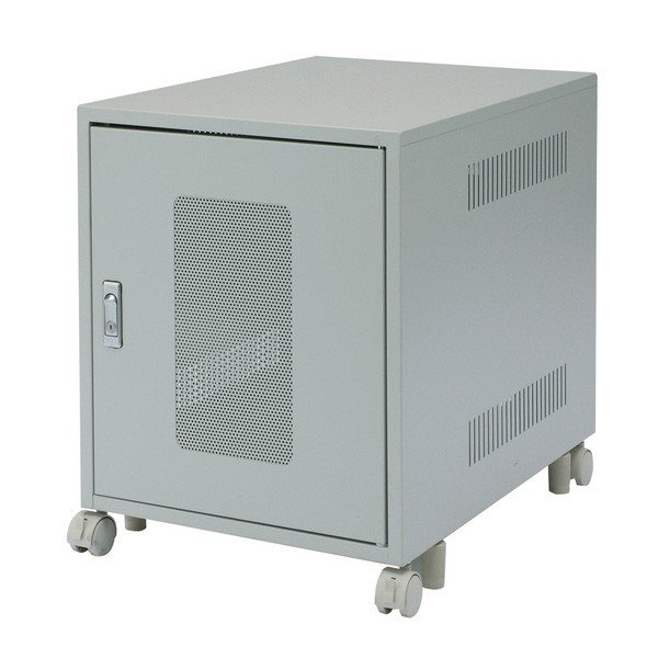 [割引クーポンあり]SANWA SUPPLY (サンワサプライ) CP-027K 省スペース19インチボックス (6U)