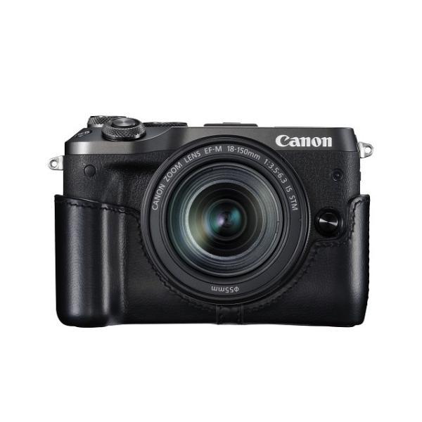 キヤノン ボディジャケット EH30-CJ(ブラック) 1728C001 Canon (キヤノン) EH30-CJBK