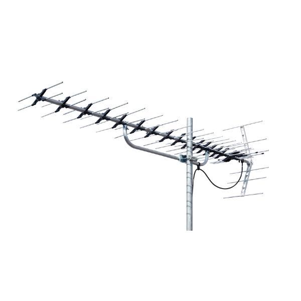 家庭用UHFアンテナ 高性能型(20エレメント)LSシリーズ MASPRO (マスプロ) LS206 [沖縄・離島等は販売不可]
