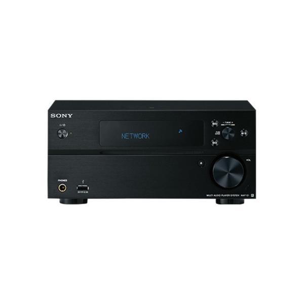 ハイレゾ対応 マルチオーディオプレーヤーシステム ブラック SONY (ソニー) MAP-S1-B