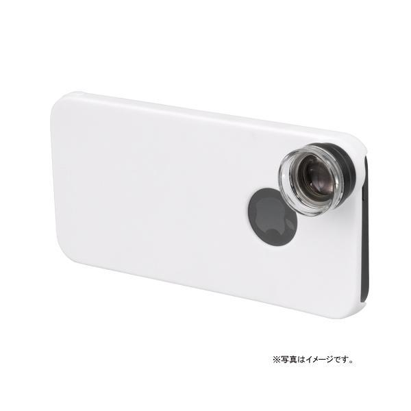 iPhone 5用マイクロスコープレンズキット ホワイト PRiNCETON (プリンストン) PIP-CK5MW