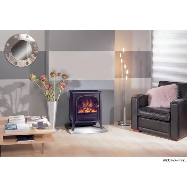 電気暖炉 Opti-flame Rits オプティフレームリッツ ブラック DIMPLEX(ディンプレックス) RIT12J [沖縄・離島等は販売不可]★