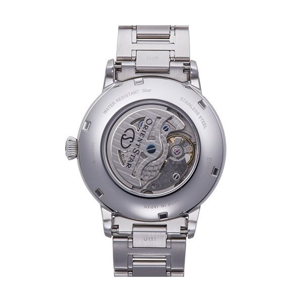 ORIENT STAR(オリエントスター) セミスケルトン ブラック ORIENT (オリエント時計) RK-HH0004B