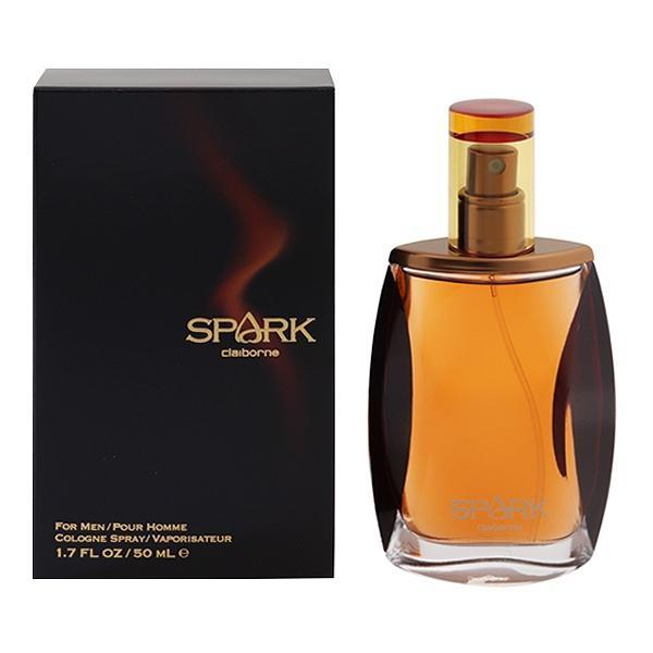 リズ クレイボーン LIZ CLAIBORNE スパーク フォーメン EDC・SP 50ml 香水 フレグランス SPARK FOR MEN COLOGNE|telemedia