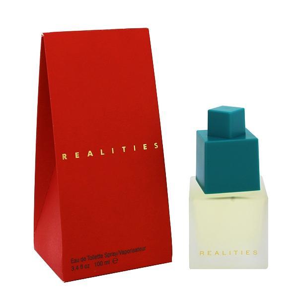 リズ クレイボーン LIZ CLAIBORNE リアリティーズ EDT・SP 100ml 香水 フレグランス REALITIES|telemedia