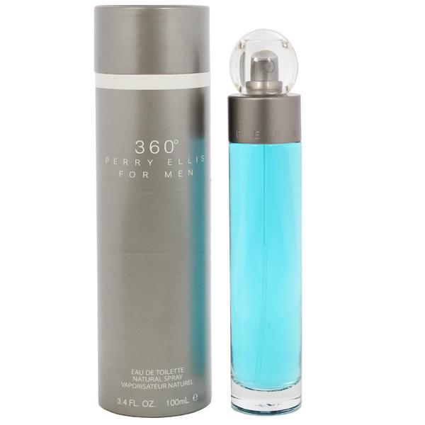 ペリーエリス PERRY ELLIS 360゜ フォーメン EDT・SP 100ml 香水 フレグランス 360゜ FOR MEN|telemedia