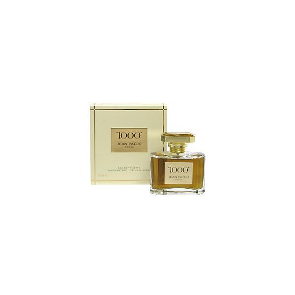 ジャン パトゥ JEAN PATOU ミル (1000) (箱なし) EDT・SP 75ml 香水 フレグランス 1000|telemedia