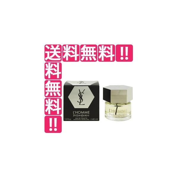 イヴサンローラン YVES SAINT LAURENT ロム EDT・SP 40ml 香水 フレグランス L'HOMME|telemedia