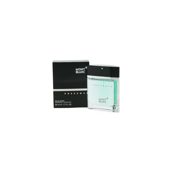 モンブラン MONT BLANC プレゼンス EDT・SP 50ml 香水 フレグランス PRESENCE|telemedia