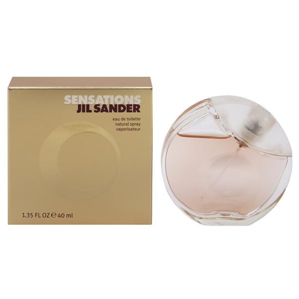 ジルサンダー JIL SANDER センセーション EDT・SP 40ml 香水 フレグランス SENSATIONS|telemedia