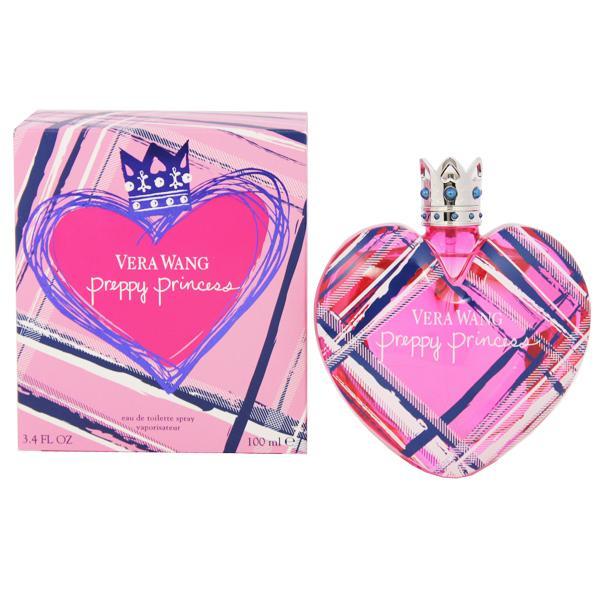 ヴェラ ウォン VERA WANG プレッピープリンセス EDT・SP 100ml 香水 フレグランス PREPPY PRINCES telemedia