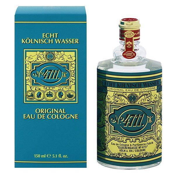 4711 オリジナル EDC・BT 150ml 香水 フレグランス 4711 ORIGINAL|telemedia