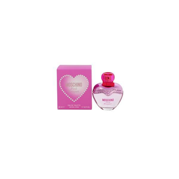 MOSCHINO モスキーノ ピンクブーケ EDT・SP 50ml 香水 フレグランス PINK BOUQUET|telemedia