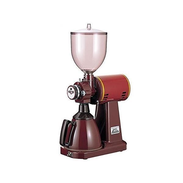 カリタ 業務用 電動コーヒーミル ハイカットミル タテ型 61007|telj