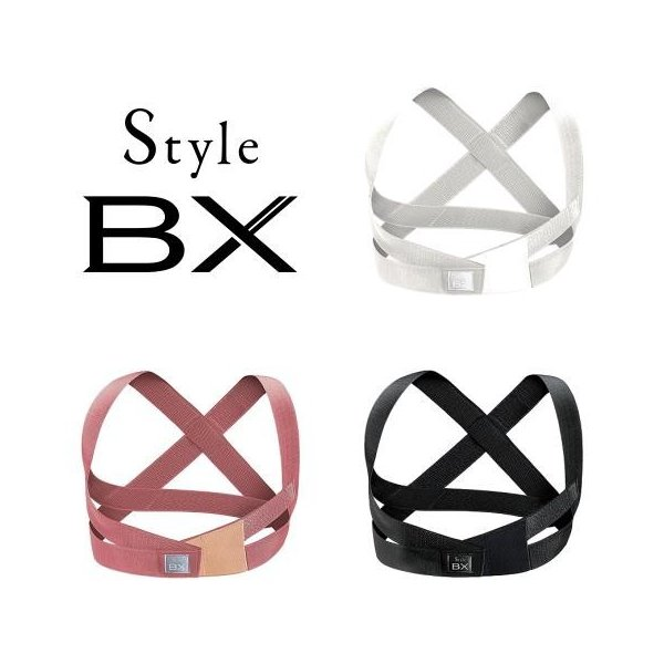 Style BX S/M/L ホワイト/ブラック/モーヴピンク 男女兼用 全3サイズx全3カラー BS-BX2234 MTG|telj
