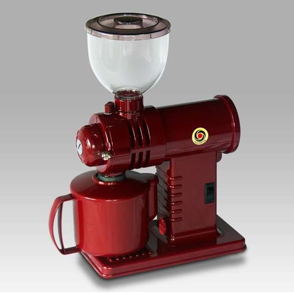 コーヒーミル フジローヤル 富士珈機 みるっこ R-220 スタンダードタイプ 赤 telj
