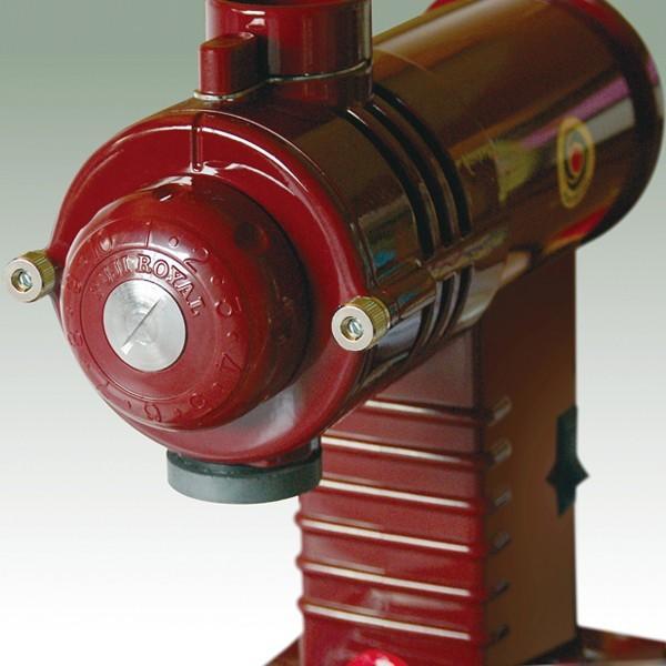 コーヒーミル フジローヤル 富士珈機 みるっこ R-220 スタンダードタイプ 赤 telj 02