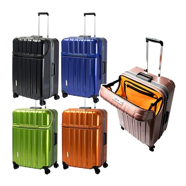 スーツケース トラストップ 100リットル トラストシリーズ