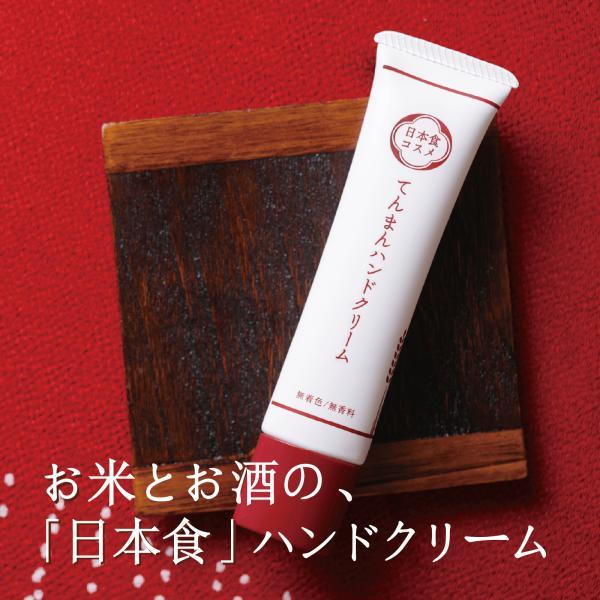 ハンドクリーム 日本食ハンドクリーム 40g 無香料 チューブ ミニサイズ メール便 BELVISO (ベルビーゾ)角質ケア|tenman-hompo