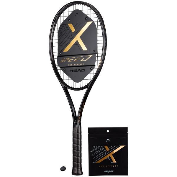 【ジョコビッチ使用シリーズ】HEAD (ヘッド)  2019 グラフィン 360 スピード X MP (300g)  スピード10周年記念モデル (Head Graphene 360 Speed X MP) tennis-depot 02